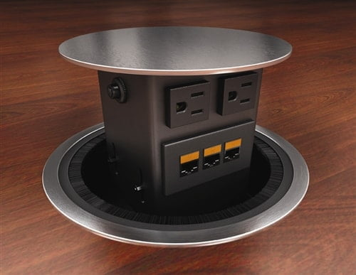 Giải pháp ổ điện âm bàn