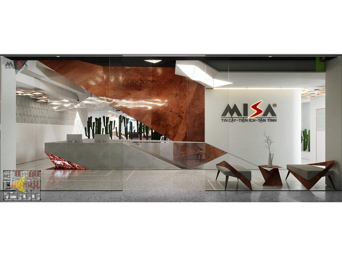 Headquarter Misa tầng 9 tòa nhà Technosoft