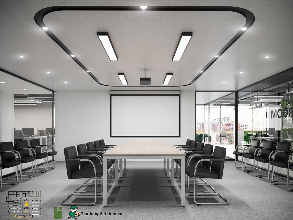 Tầng 5 Office trụ sở Giao Hàng Tiết Kiệm
