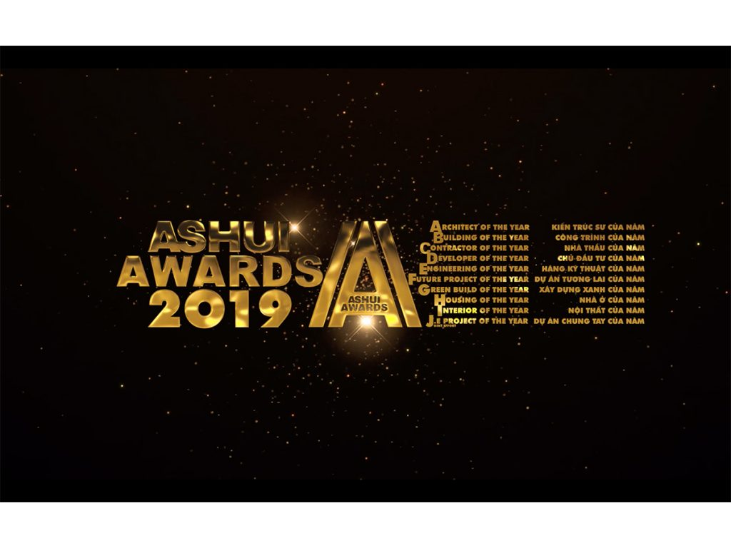 Nội thất của năm – Ashui Awards 2019