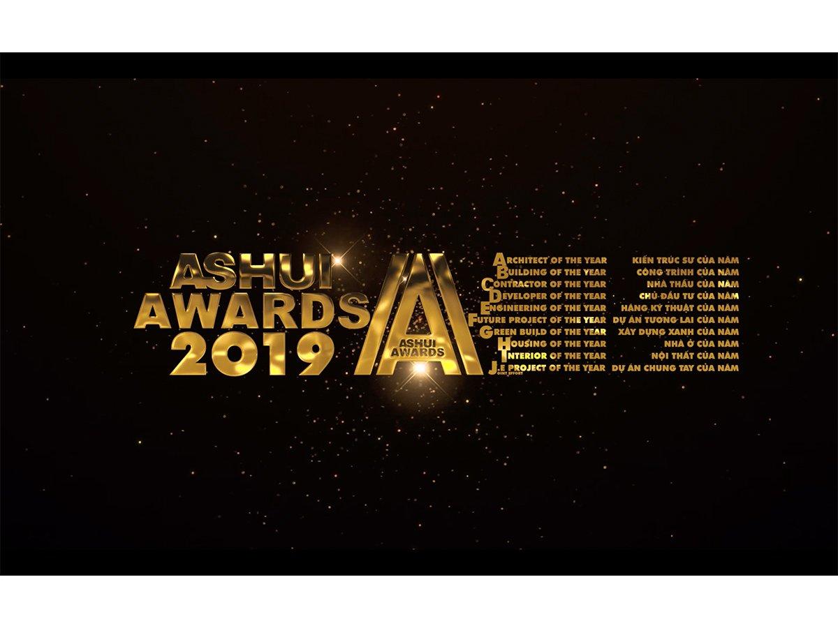 Nội thất của năm - Ashui Awards 2019