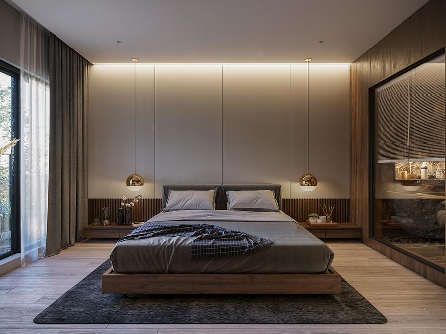 phòng ngủ hapulico